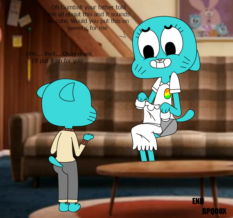 naked world the of amazing gumball Ron stoppable and jake long