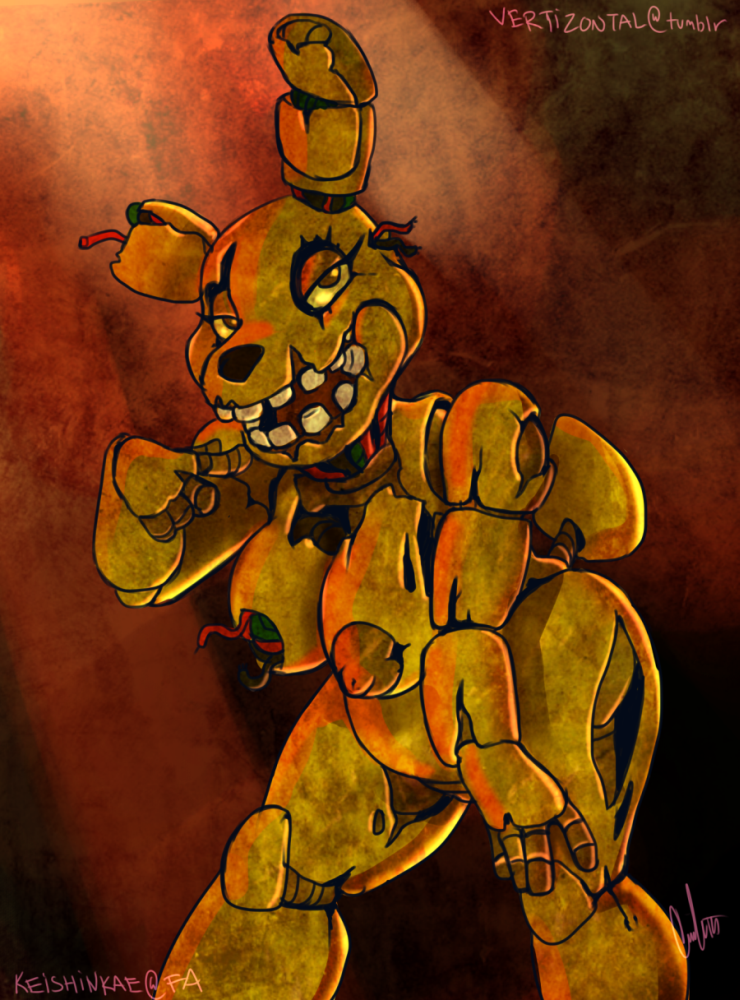 nights five 1 at sonic How to draw fnaf baby