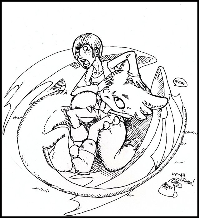 crossover train dragon fanfiction to how your Dead or alive kasumi nude