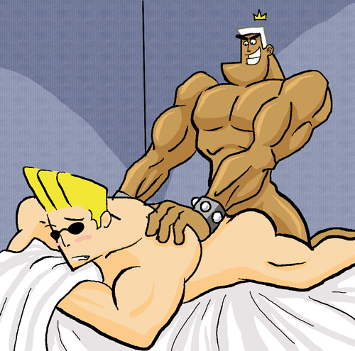 big with gay men muscles The little mermaid melody porn