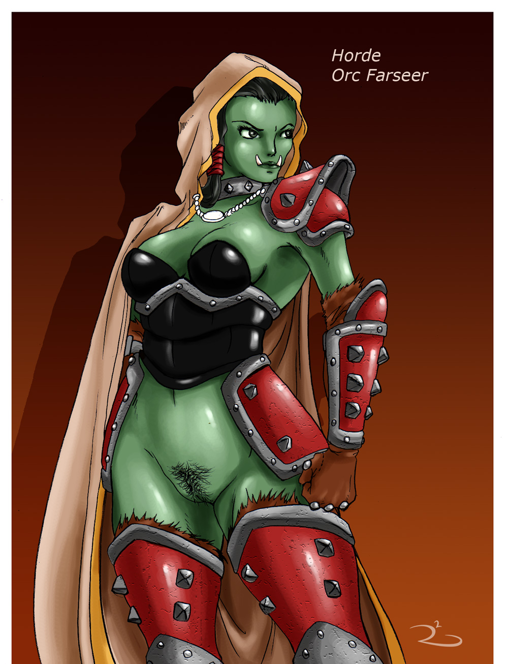 female world warcraft orc porn of Code geass pizza hut product placement