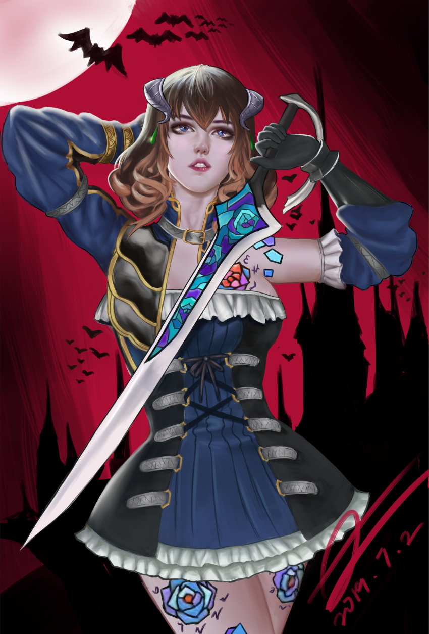 bloodstained go the ritual where night after to gebel of Baby five nights at freddy's
