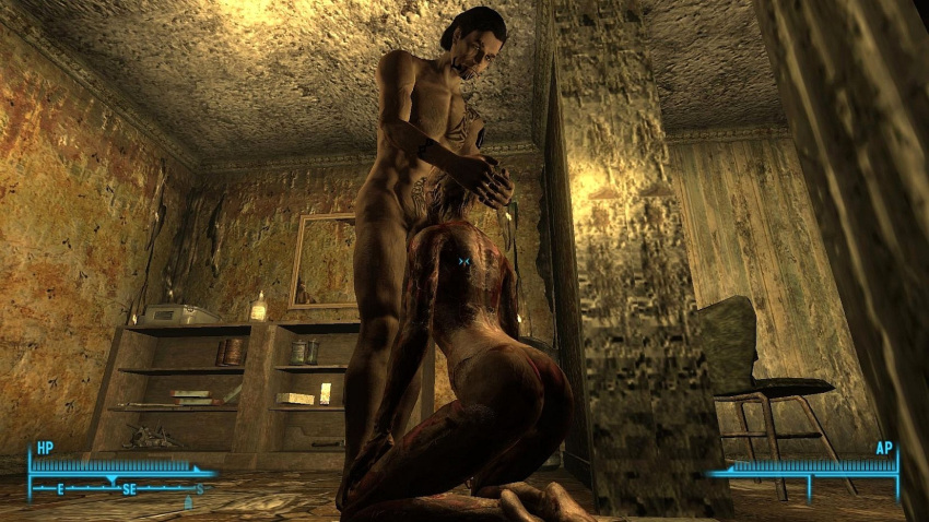 fallout curie 4 How to cum without jerking