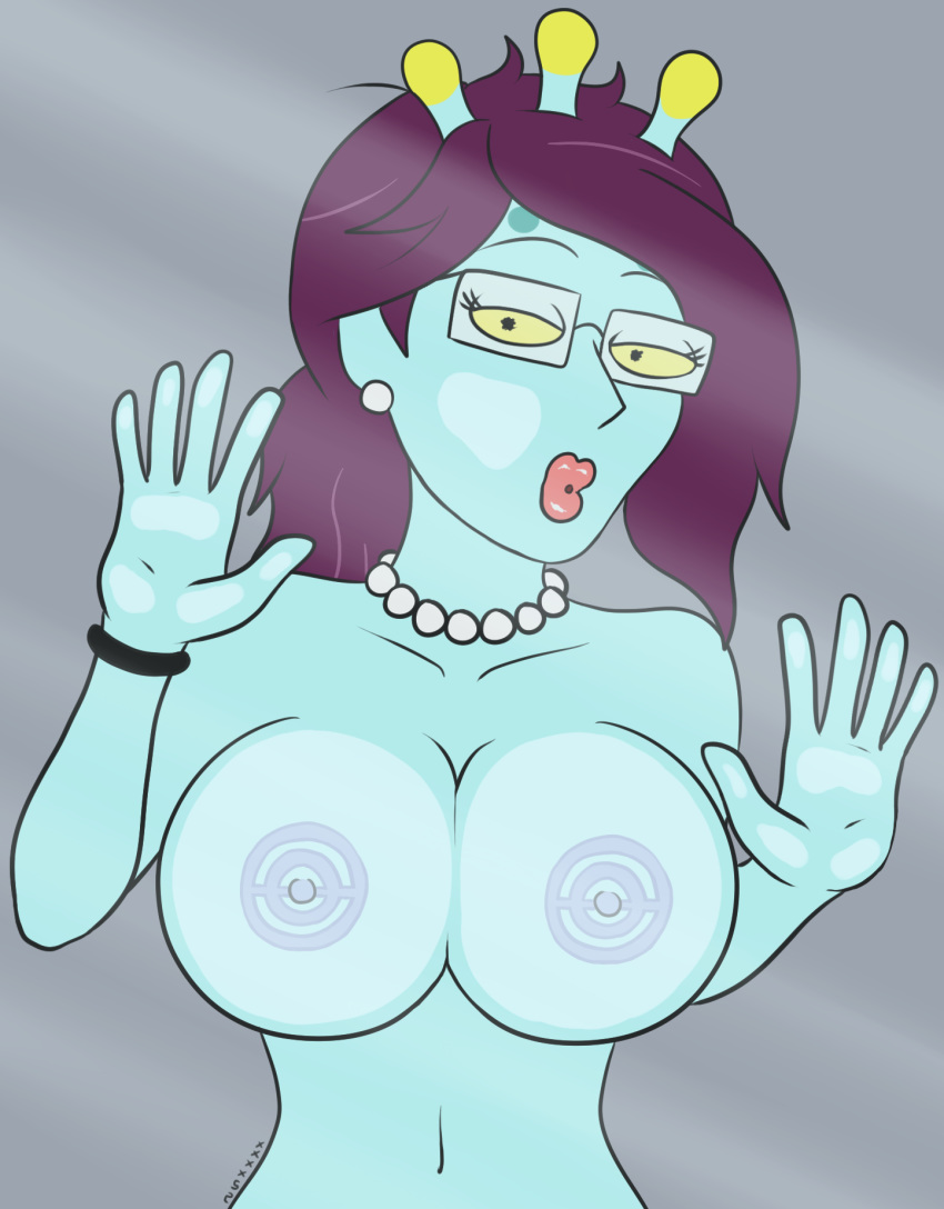 porn and morty stacy rick Beat boy and raven porn.com